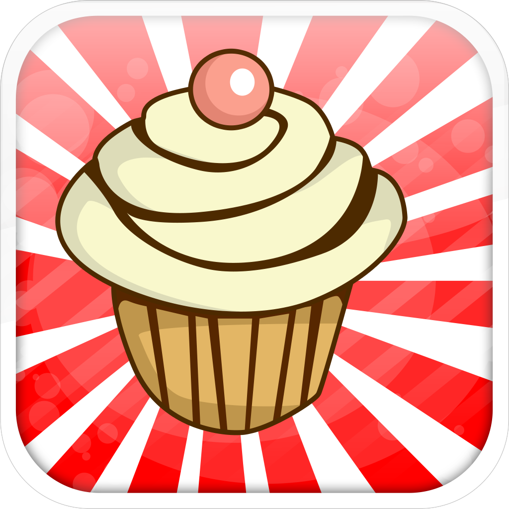 Candy and Cupcake Sweet Sugar Rush Pro