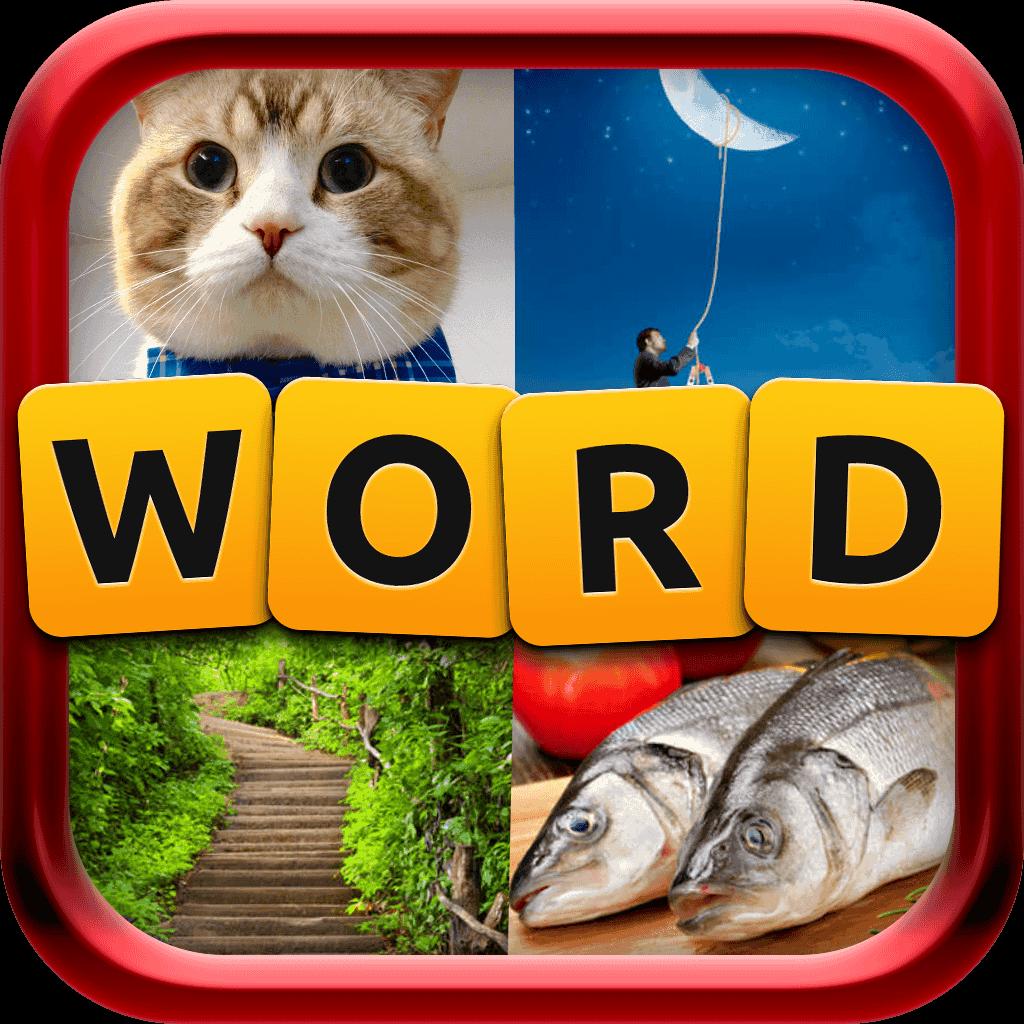 игра четыре фото одно слово